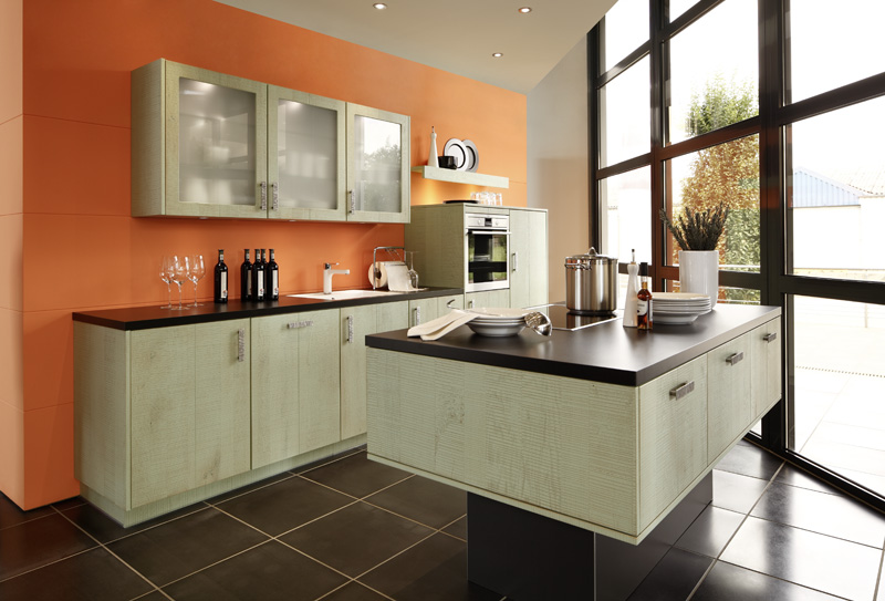 Transitional 12 Eurolux Kitchens