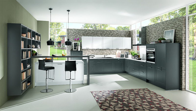 Edmonton Modern Kitchens