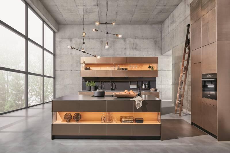 Zeyko Handleless Kitchen Cabinetry