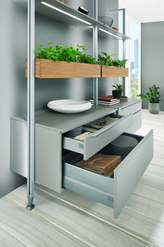 Nobilia Modern Kitchen Cabinetry