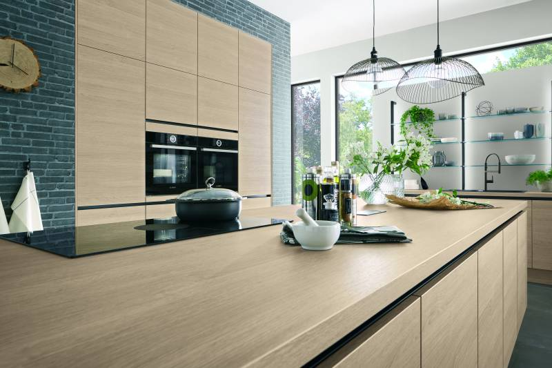 Nobilia Handleless Kitchen Cabinetry