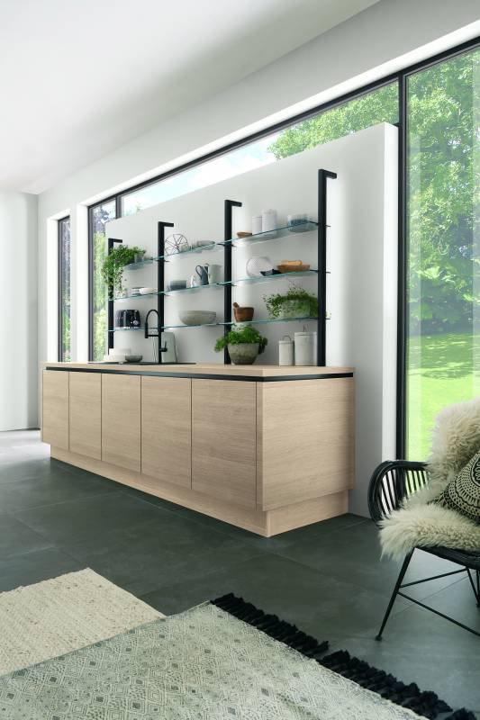 Nobilia Handleless Kitchen Cabinetry