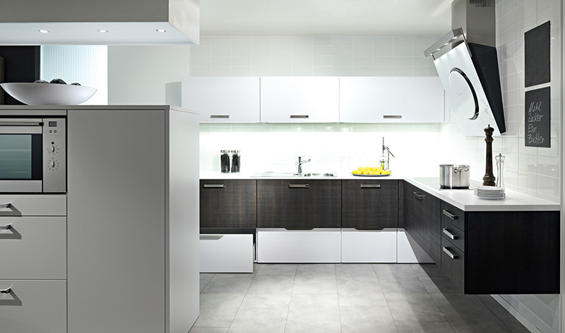 Modern kitchen design edmonton