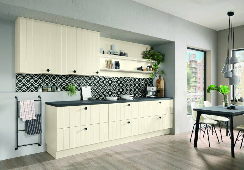 Nobilia Transitional Kitchen Cabinetry